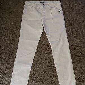 Theory White Pants - NEW